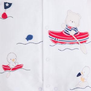 Piżamki dla chłopca - komplet dwóch sztuk