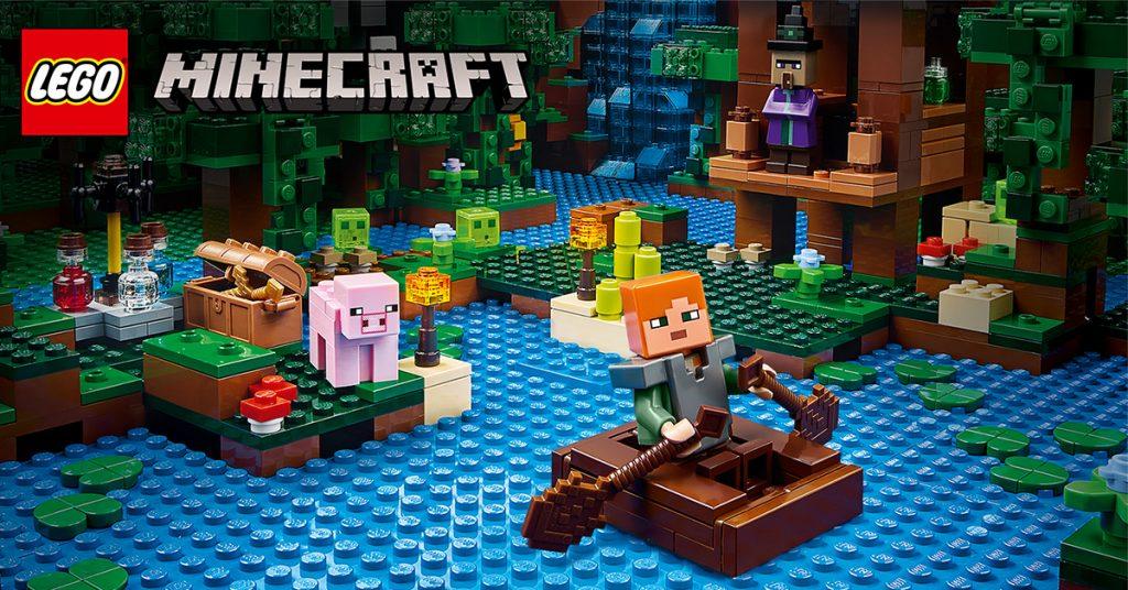 Lego Minecraft - nowości 04 2017