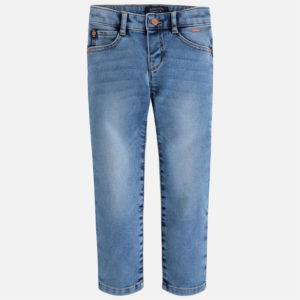 Spodnie długie jeansowe dla chłopca