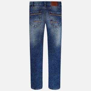 Spodnie jeansowe długie slim fit