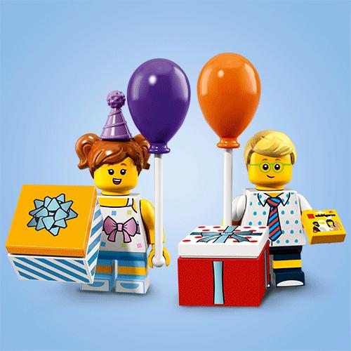 LEGO 71021 Minifigures Minifigurki 2018