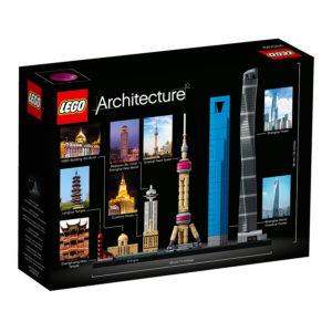 LEGO 21039 Architecture Szanghaj