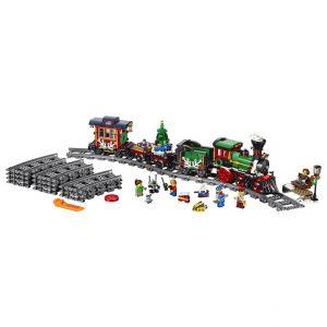 LEGO 10254 Creator Expert Świąteczny Pociąg