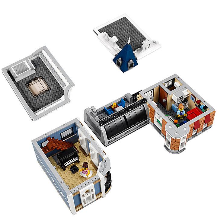 Lego 10255 Creator Expert Plac Zgromadzeń Kids World Sklep Z
