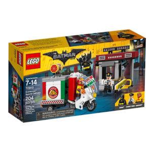 LEGO 70910 Batman Movie Przesyłka specjalna Scarecrowa™