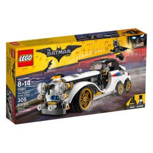 LEGO 70911 Batman Movie Arktyczny Samochód Pingwina