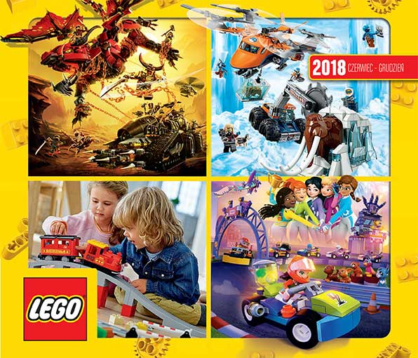 katalog lego 2018