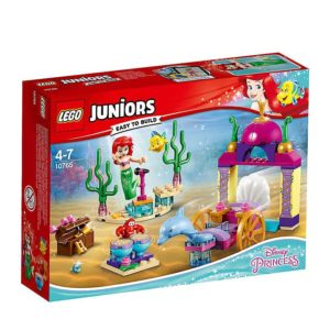 LEGO 10765 Juniors Podwodny koncert Arielki