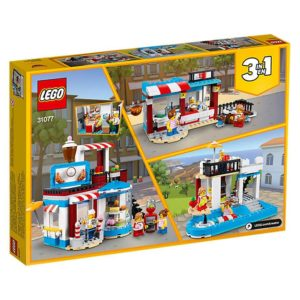 LEGO 31077 Creator Słodkie niespodzianki