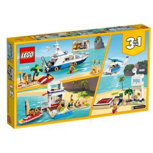 LEGO 31083 Creator Przygody w podróży