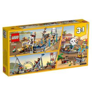 LEGO 31084 Creator Piracka kolejka górska