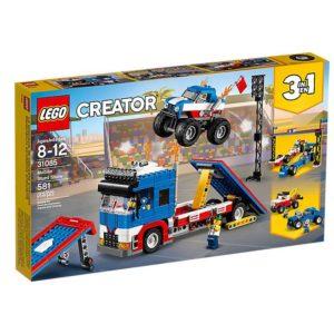 LEGO 31085 Creator Pokaz kaskaderski