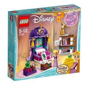 LEGO 41156 Disney Princess Zamkowa sypialnia Roszpunki