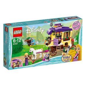 LEGO 41157 Disney Princess Karawana podróżna Roszpunki