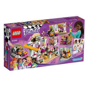 LEGO 41349 Friends Wyścigowa restauracja