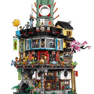 LEGO 70620 NINJAGO Miasto NINJAGO®