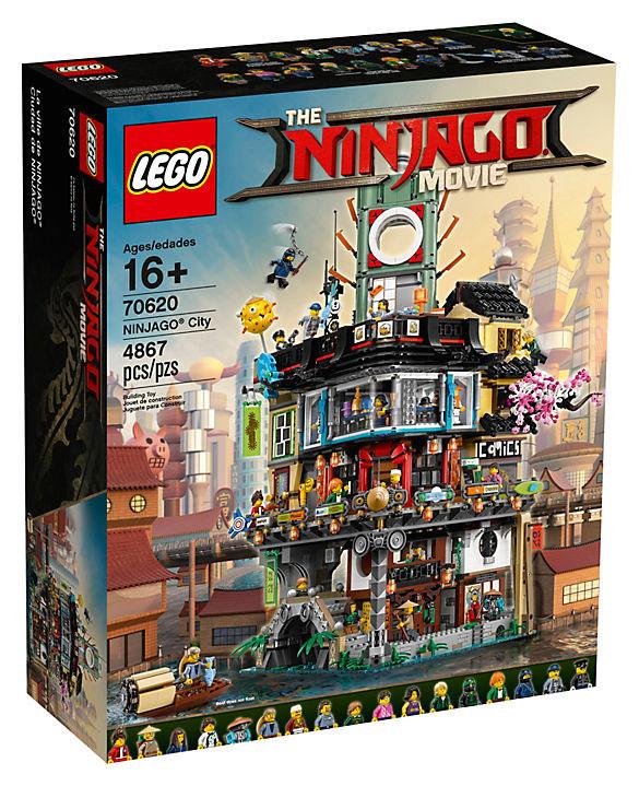Lego 70620 Ninjago Miasto Ninjago Kids World Sklep Z Zabawkami