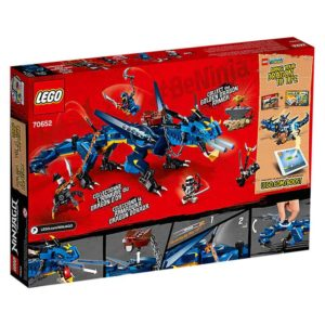 LEGO 70652 NINJAGO Zwiastun burzy