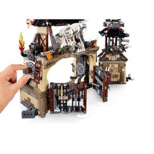 LEGO 70655 NINJAGO Smocza jama