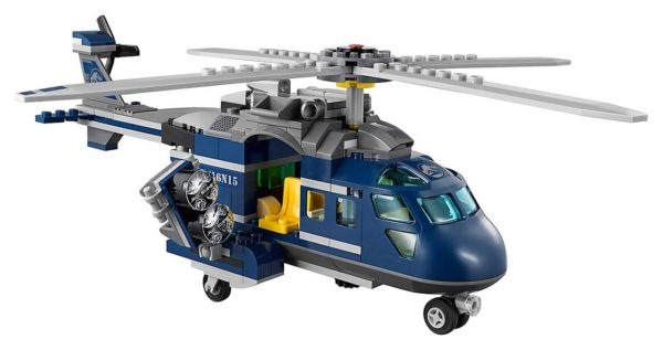 LEGO 75928 Jurassic World Pościg za śmigłowcem