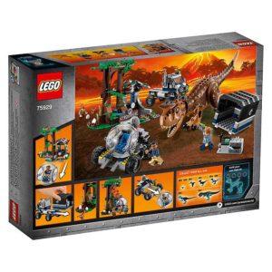 LEGO 75929 Jurassic World Ucieczka przed karnotaurem