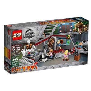LEGO 75932 Jurassic World Pościg raptorów