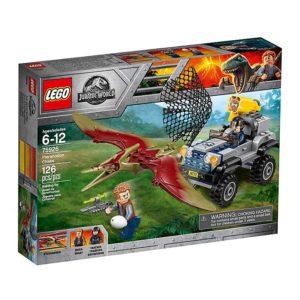 LEGO 75926 Jurassic World Pościg za pteranodonem