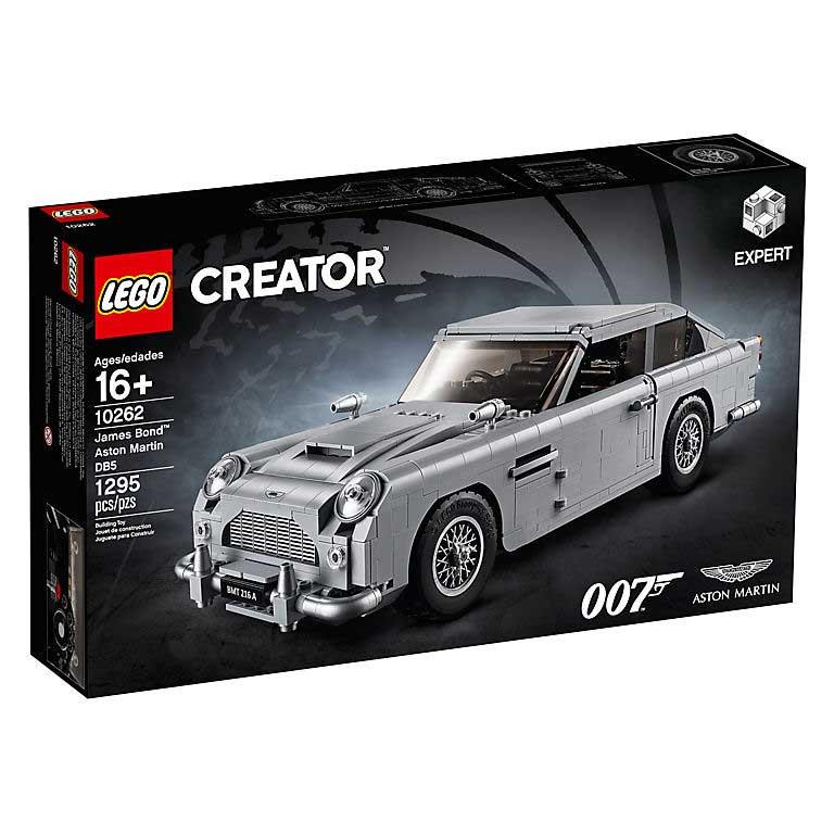 Lego 10262 Creator Aston Martin Db5 Jamesa Bonda Kids World Sklep