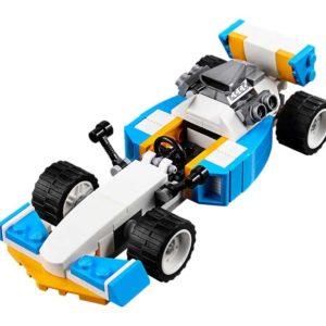 LEGO 31072 Creator Potężne silniki