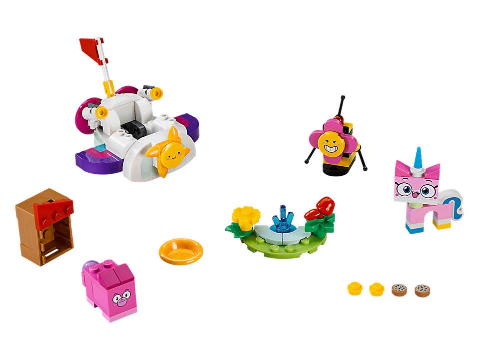 LEGO 41451 Unikitty Chmurkowy pojazd Kici Rożek™
