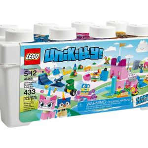 LEGO 41455 Unikitty Kreatywne pudełko z klockami z Kiciorożkowa
