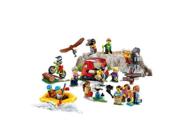 LEGO 60202 City Niesamowite przygody