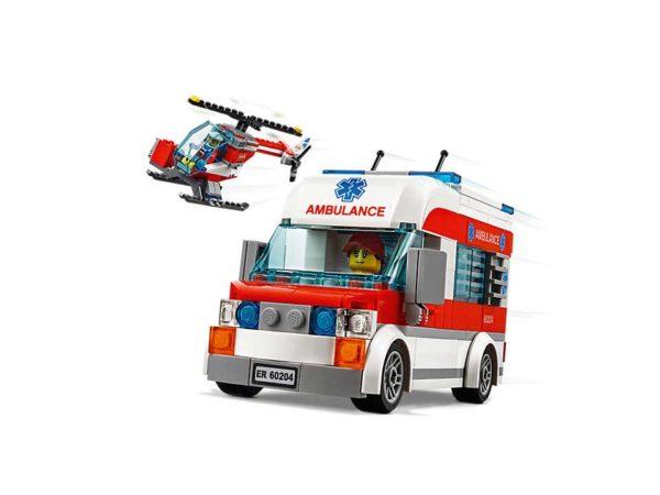 LEGO 60204 City Szpital LEGO® City