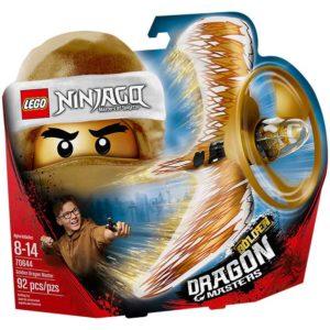 LEGO 70644 Ninjago Złoty smoczy mistrz