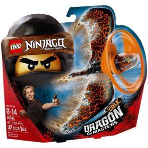 LEGO 70645 Ninjago Cole - smoczy mistrz
