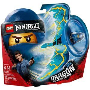 LEGO 70646 Ninjago Jay - smoczy mistrz