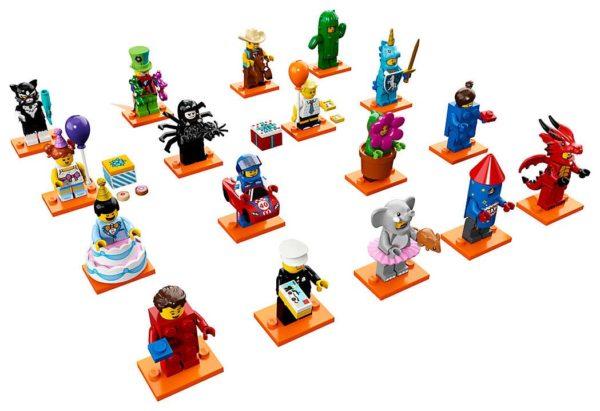 LEGO 71021 Minifigures Seria 18: Impreza