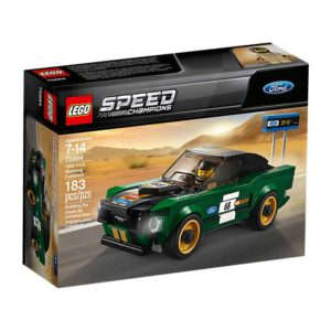 LEGO 75884 Speed Champions Ford Mustang Fastback z 1968r