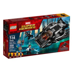 LEGO 76100 Super Heroes Atak myśliwca Royal Talon Fighter