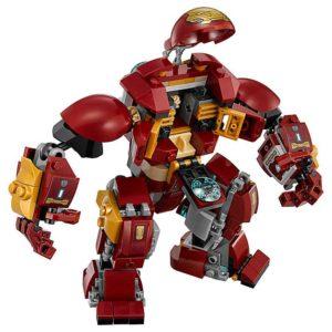 LEGO 76104 Super Heroes Walka w Hulkbusterze