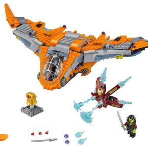 LEGO 76107 Super Heroes Thanos: ostateczna walka