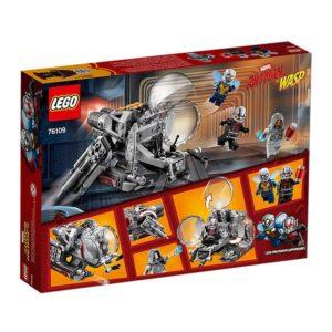 LEGO 76109 Super Heroes Badacze kwantowej krainy