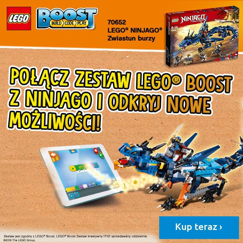 LEGO Ninjago Boost