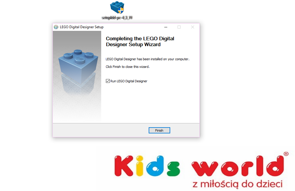Program do LEGO