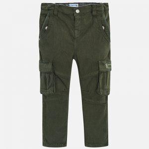 Mayoral Spodnie cargo fit dla chłopca