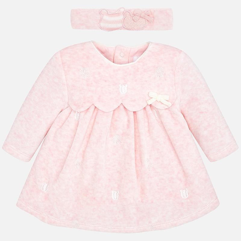 c7334d1156 Mayoral Sukienka z opaską dla dziewczynki · Kids World Sklep z ...