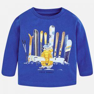 Mayoral Koszulka z długim rękawem games dla chłopca