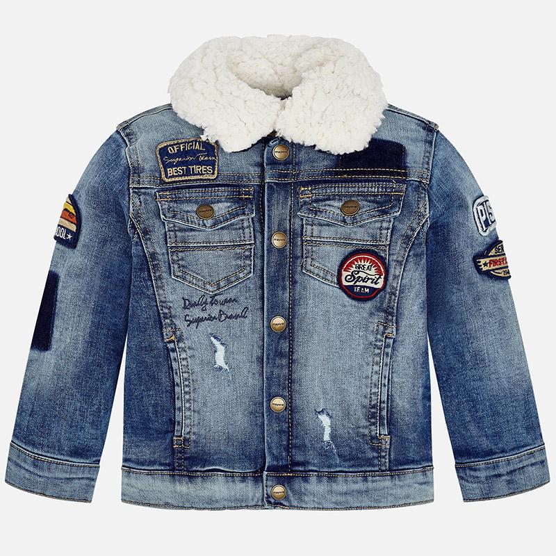 386deba773cee Mayoral Kurtka jeansowa dla chłopca · Kids World Sklep z zabawkami ...