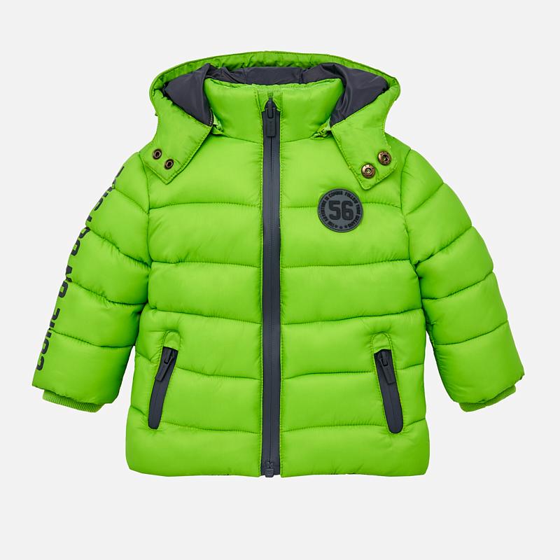4c037400faf502 Mayoral Pikowana kurtka chłopięca · Kids World Sklep z zabawkami dla ...