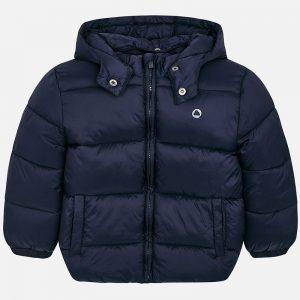 Mayoral Ocieplana kurtka z kapturem dla chłopca